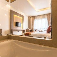 Отель Landmark Kathmandu Непал, Катманду - отзывы, цены и фото номеров - забронировать отель Landmark Kathmandu онлайн ванная