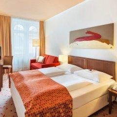 Отель Austria Trend Hotel Rathauspark Австрия, Вена - 11 отзывов об отеле, цены и фото номеров - забронировать отель Austria Trend Hotel Rathauspark онлайн комната для гостей фото 4