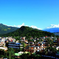 Отель Crown Himalayas Непал, Покхара - отзывы, цены и фото номеров - забронировать отель Crown Himalayas онлайн фото 2