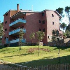 Отель Aparthotel del Golf спортивное сооружение