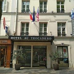 Отель Best Western Au Trocadero вид на фасад фото 3