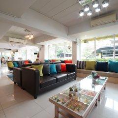 Отель 48 Ville Бангкок интерьер отеля