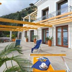 Отель Villa Duchessa d'Amalfi Конка деи Марини парковка