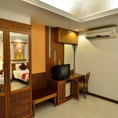 Отель First Bungalow Beach Resort удобства в номере