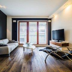 Отель Oxygen Central Apartments Польша, Варшава - отзывы, цены и фото номеров - забронировать отель Oxygen Central Apartments онлайн комната для гостей фото 2