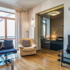 Отель Old Riga Park Studio Латвия, Рига - 1 отзыв об отеле, цены и фото номеров - забронировать отель Old Riga Park Studio онлайн комната для гостей фото 4