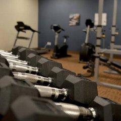 Отель Comfort Inn & Suites фитнесс-зал фото 3