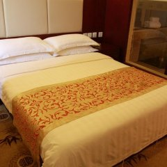 Отель Li Hao Hotel Beijing Guozhan Китай, Пекин - отзывы, цены и фото номеров - забронировать отель Li Hao Hotel Beijing Guozhan онлайн комната для гостей фото 3