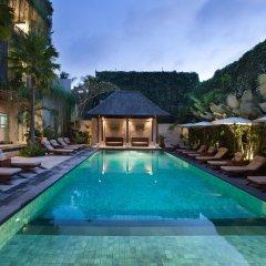 Ubud Village Hotel бассейн фото 2