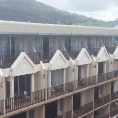 Отель Boomerang Inn балкон