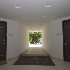 Отель Downtown Apartment Oasis 12 Мексика, Плая-дель-Кармен - отзывы, цены и фото номеров - забронировать отель Downtown Apartment Oasis 12 онлайн парковка