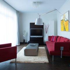 rostock apartment LIVING HOTEL комната для гостей