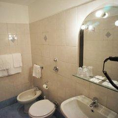 Hotel Gran Sasso ванная фото 2