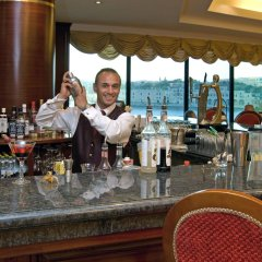 Grand Hotel Excelsior Флориана гостиничный бар