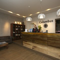 Columbus Hotel спа