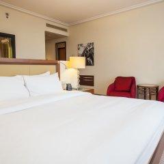 Hilton Warsaw Hotel & Convention Centre комната для гостей фото 9