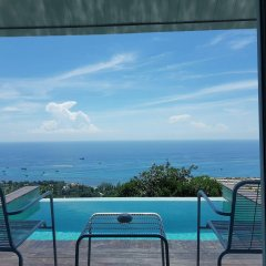 Отель Naroua Villas Таиланд, Остров Тау - отзывы, цены и фото номеров - забронировать отель Naroua Villas онлайн бассейн