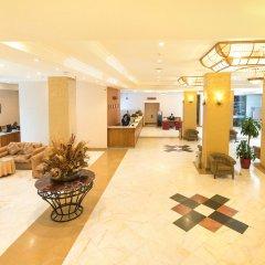 Ани Плаза Отель интерьер отеля