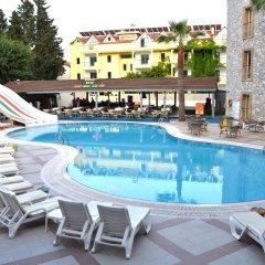 Alenz Suite Турция, Мармарис - отзывы, цены и фото номеров - забронировать отель Alenz Suite онлайн бассейн