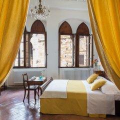 Отель B&B Palazzo Tortoli Италия, Сан-Джиминьяно - отзывы, цены и фото номеров - забронировать отель B&B Palazzo Tortoli онлайн комната для гостей