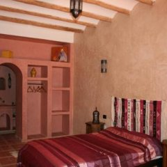 Отель Dar Bergui Марокко, Уарзазат - отзывы, цены и фото номеров - забронировать отель Dar Bergui онлайн комната для гостей фото 4
