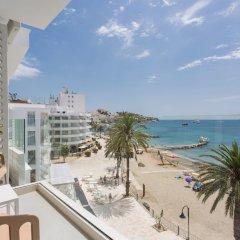 Отель One Ibiza Suites Испания, Ивиса - отзывы, цены и фото номеров - забронировать отель One Ibiza Suites онлайн балкон