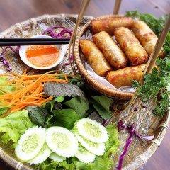 Отель Alanis Lodge Phu Quoc питание фото 2