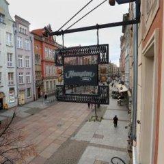 Отель Hampton by Hilton Gdansk Old Town Польша, Гданьск - 1 отзыв об отеле, цены и фото номеров - забронировать отель Hampton by Hilton Gdansk Old Town онлайн балкон