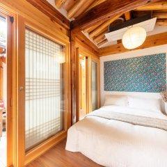 Отель Open Real Luxury Korean Hanok Южная Корея, Сеул - отзывы, цены и фото номеров - забронировать отель Open Real Luxury Korean Hanok онлайн комната для гостей фото 3