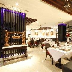 Hemingways Silk Hotel питание фото 2