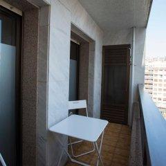 Отель Basque by People Rentals Испания, Сан-Себастьян - отзывы, цены и фото номеров - забронировать отель Basque by People Rentals онлайн балкон