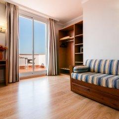 Отель Ramblas Hotel Испания, Барселона - 10 отзывов об отеле, цены и фото номеров - забронировать отель Ramblas Hotel онлайн комната для гостей фото 3