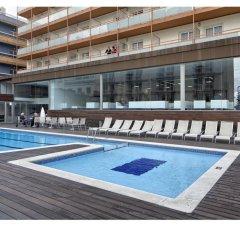 Отель Mariner Испания, Льорет-де-Мар - отзывы, цены и фото номеров - забронировать отель Mariner онлайн бассейн фото 2