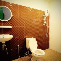 Matchanu River Hostel Bangkok ванная