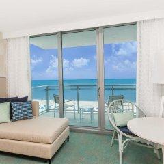 Отель Wyndham Grand Clearwater Beach балкон