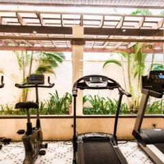 Отель Karon Sea Sands Resort & Spa Таиланд, Пхукет - 3 отзыва об отеле, цены и фото номеров - забронировать отель Karon Sea Sands Resort & Spa онлайн фитнесс-зал фото 4