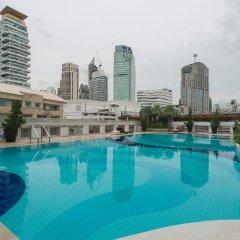 Отель CNC Residence бассейн