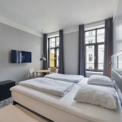 Отель Zleep City Копенгаген сейф в номере