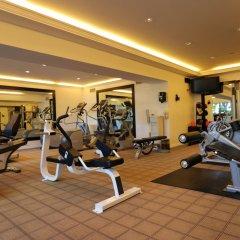Отель Beverly Hills Plaza Hotel США, Лос-Анджелес - отзывы, цены и фото номеров - забронировать отель Beverly Hills Plaza Hotel онлайн фитнесс-зал