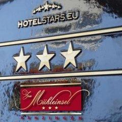 Hotel Mühleinsel интерьер отеля фото 2