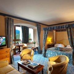 TH Madonna di Campiglio - Golf Hotel Пинцоло комната для гостей фото 5