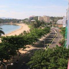 Отель Quang Vinh 2 Hotel Вьетнам, Нячанг - отзывы, цены и фото номеров - забронировать отель Quang Vinh 2 Hotel онлайн балкон
