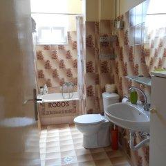 Отель Florida Hotel Греция, Родос - отзывы, цены и фото номеров - забронировать отель Florida Hotel онлайн ванная фото 3