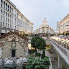 Отель Gloria Palace Hotel Болгария, София - 3 отзыва об отеле, цены и фото номеров - забронировать отель Gloria Palace Hotel онлайн балкон