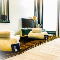 Отель La Madeleine Grand Place Brussels удобства в номере