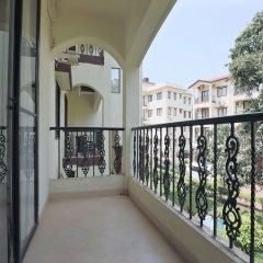 Отель OYO 3305 Royale Assagao Гоа балкон