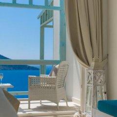 Asfiya Hotel Турция, Калкан - отзывы, цены и фото номеров - забронировать отель Asfiya Hotel онлайн балкон