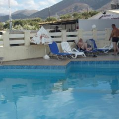 Отель Hersonissos Sun бассейн фото 2