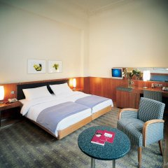 Отель K+K Hotel Central Prague Чехия, Прага - 3 отзыва об отеле, цены и фото номеров - забронировать отель K+K Hotel Central Prague онлайн комната для гостей фото 2