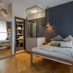 Апартаменты QT Suites & Apartments - Sistina комната для гостей фото 2